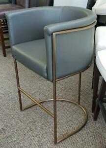 Matching Dining Chair and Counter Bar Stools in GREY on SALE Toronto (GTA) Preview
