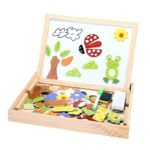 1X-Baby-Lernspielzeug-malen-Holz-Puzzle-babyspielzeug-ab-1-jahr-magnetspiel