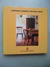 Gunther Lambert und Mallorca 1. Auflage 1996 Preisliste