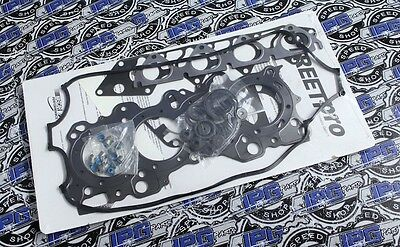 Cometic Top End Gasket Kit PRO2050T; StreetPro for Honda B20 block w Type-R Head