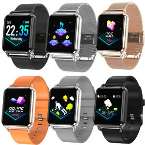 Heart-Rate-Bluetooth-Smart-Watch-Fitness-Sports-Bracelet-For-Samsung-S9-HTC-LG
