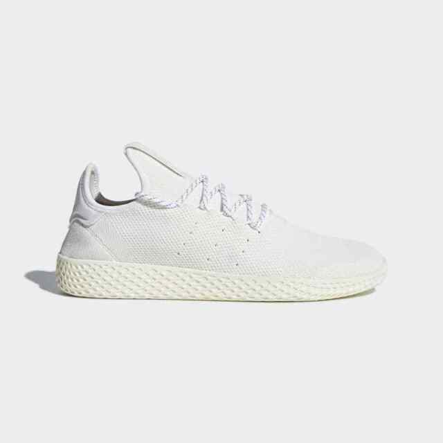 adidas x Pharrell Williams Hu Holi Tennis Hu Blank Canvas