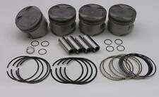 NIPPON RACING JDM HONDA TURBO B-SERIES PISTONS B16A B18B B18C 81MM FLOATING N