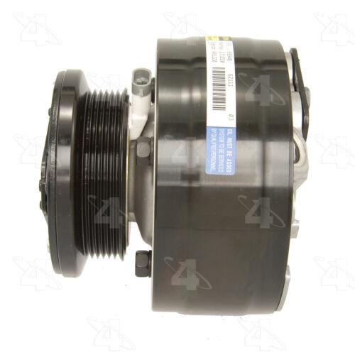 A//C Compressor-New Compressor 4 Seasons 58948