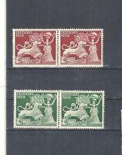 Deutsches Reich,1942 Michelnummern: 816 - 817 **, postfrisch, Katalogwert € 10