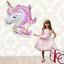15-pcs-Licorne-tete-feuille-Latex-Ballons-Rose-Violet-gt-Baby-Shower-Fete-D-039-Anniversaire miniature 3