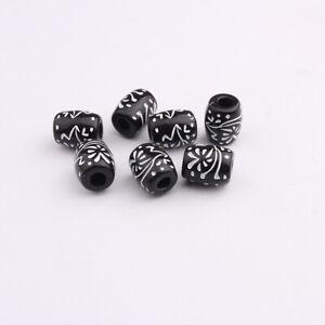 20PCS-Dreadlock-Hair-Beads-Dread-Bead-Hair-Braid-Pin-Rings-DIY-Cuff-Jewelry-Gift