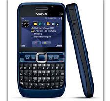 Nokia E63 Ultramarine Blue E63-1 Smatphone - QWERTY-Tastatur - NEU
