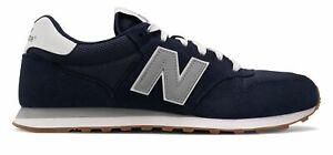 New Balance Men's 500 Classic Shoes Navy