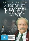 A Touch Of Frost : Series 7-8 (DVD, 2009, 2-Disc Set)