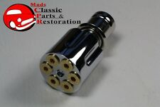 Casco Cigarette Lighter Gun Barrel Revolver Cylinder 44 Magnum Bullets Ammo Dash