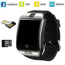 2pcs Bluetooth Smart Watch Phone Mate For Samsung Note 7 5 4 3 LG G3 G4 G5 K7 K8