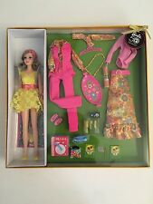 Barbie 50th Anniversay Most Mod Party Becky Doll Gift Set N5012 Gold Label 2010
