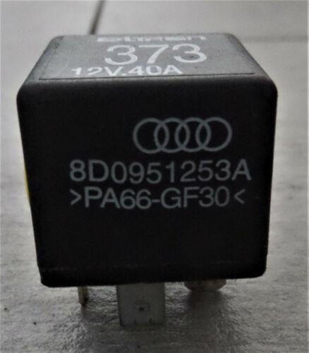 VW Skoda Audi Seat Arbeitskontaktrelais Relais Nr.373 Arbeitskontakt 8D0951253A