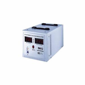 Stabilizzatore Di Tensione 5000va-3000w uscita 140-260v PER TENSIONE COSTANTE