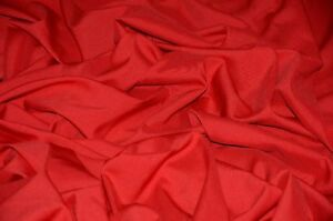 Red-Poplin-Fabric-Polyester-Solid-60-039-039-YD-Table-Covers-Decoration-Apparel