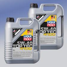 Aktion Liqui Moly 3701 TopTec 4100 5W-40 2 x 5 Liter Motor-Öl