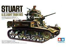 Tamiya WWII U.S. M3 General Stuart Light Tank model kit 1/35