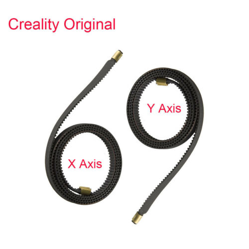 X-axis 765x6mm Y-axis 720*6mm Belts For Creality//Ender 3 3D-Printer Accs Parts M