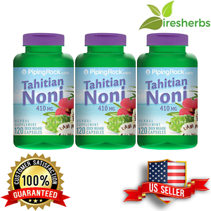 TAHITIAN-NONI-410MG-IMMUNITY-MENSTRUATION-URINARY-DIGESTION-SUPPLEMENT-360-CAPS