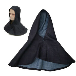 Welding-Wear-Resistant-Denim-Fabric-Welder-Head-Neck-Protector-Safe-Cover-Hood