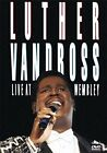 Luther Vandross Live at Wembley 0074644902396 DVD Region 1