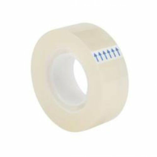 Ultratape Clear Sticky Tape 19mm x 33m 8 Pieces for sale online