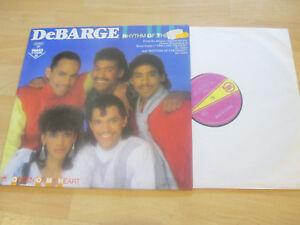 Maxi-Single-LP-De-Barge-Rhythm-of-the-Night-Vinyl-ZC-69301-Motown-Record