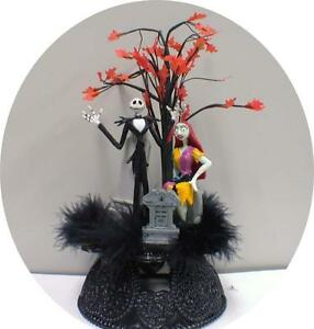 image is loading nightmare before christmas wedding cake topper sally jack