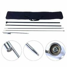 Swooper Flag Pole Spike For Tall Flutter Windless Flag With Bag