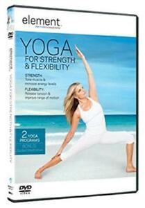 Element - Yoga Per Forza E Flessibilità DVD Nuovo DVD (ABD5314)