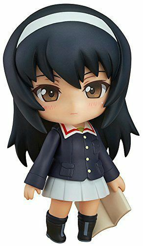 Nendgoldid 583 Girls und Panzer MAKO REIZEI Action Figure Good Smile Company NEW