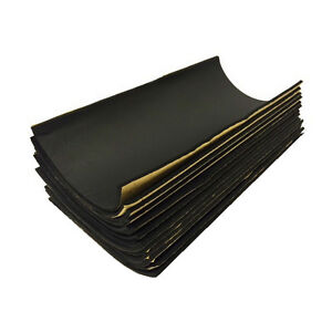 12 sheets car van sound proofing deadening insulation 10mm closed cell foam ebay. Black Bedroom Furniture Sets. Home Design Ideas