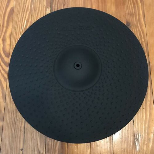 """Alesis Strike 16/"""" Ride Cymbal w//Clamp /& Anti-rotation Boom Arm Electronic Drums"""