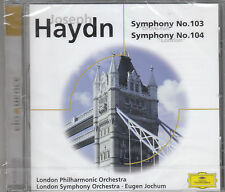 HAYDN SINFONIE N 103 / 104   CD