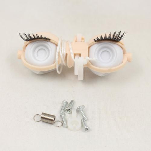 "New 12/"" Factory Neo Blythe RBL accessory eye mechanism Nude doll Custom parts"