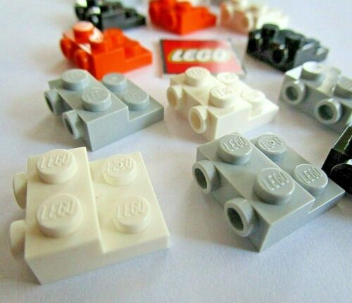 LEGO PLATE 2x2x2//3 with 2 Studs on Side Choose Colour Design 99206 Packs of 8
