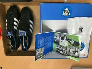 RARE-Adidas-World-Cup-1966-Football-Boots-UK-Size-10