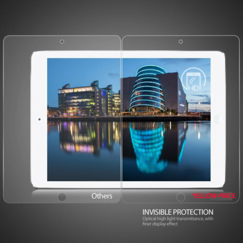 // Air 1 2 2018//2017 Anti-Glare//Matte Screen Protector for New iPad 9.7 Inch