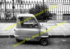 Photo - Peel P50 49cc three wheeled microcar, 1963