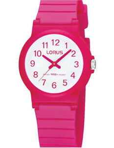 NEW Lorus RRX13DX-9 Watch Red
