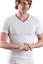 Men-039-s-T-Shirt-Intimate-short-Sleeve-V-Neck-Cotton-Basic-V-Neck-sloggi thumbnail 5