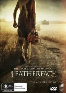 Leatherface-DVD-NEW