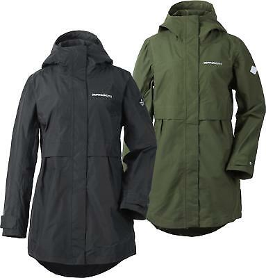 Didriksons Jolina Women/'s Parka Waterproof Breathable Coat Mid Length