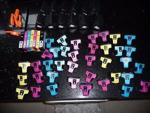 HP-363-58-Cartuchos-de-tinta-vacios-60-Negro-y-Color-nunca-ha-sido-recargados-Virgen