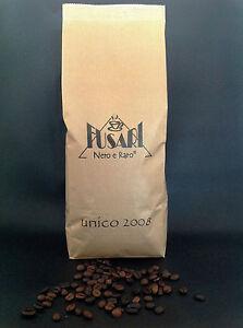 CAFFE' MISCELA UNICO 2008 FUSARI in grani 1000 g