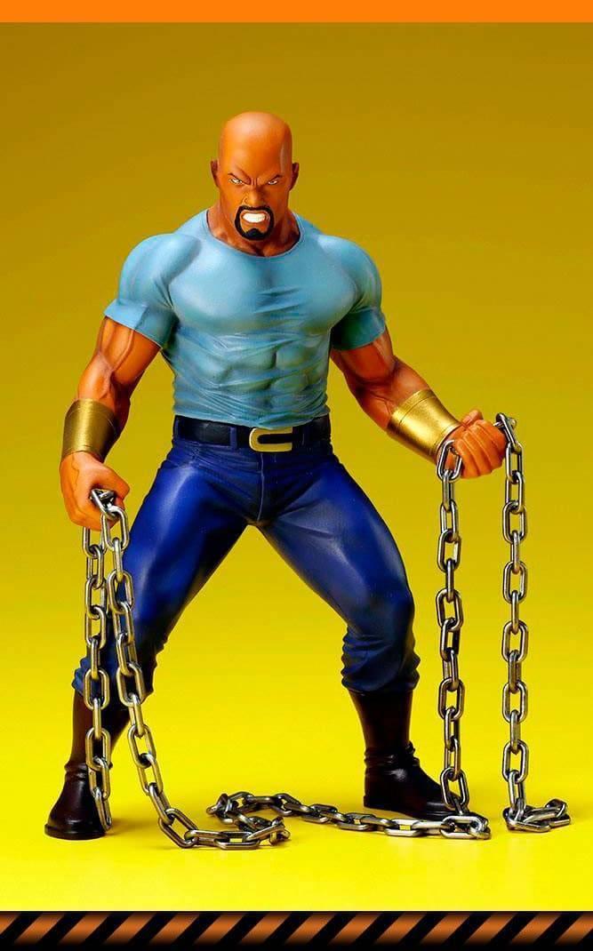 LUKE CAGE     Marvel's The Defenders statuette PVC ARTFX+ 1 10 19 cm - KOTOBUKIYA b6ca76