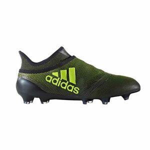 Dettagli su Adidas X 17+ PURESPEED FG SCARPA DA CALCIO UOMO art. CG3661 C