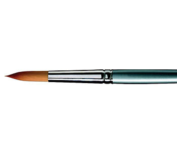 Jackson/'s Silverline Watercolour Brush Series 986 Round Size 10