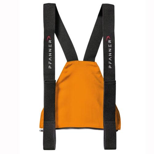 PFANNER Zipp-Latz Hosenträger Orange Hose Schnittschutzhose Arbeitshose